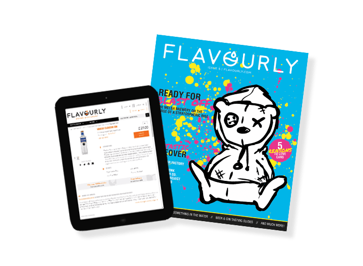 Flavourly Magazine Covers