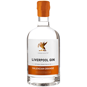 Liverpool Valencian Orange Gin