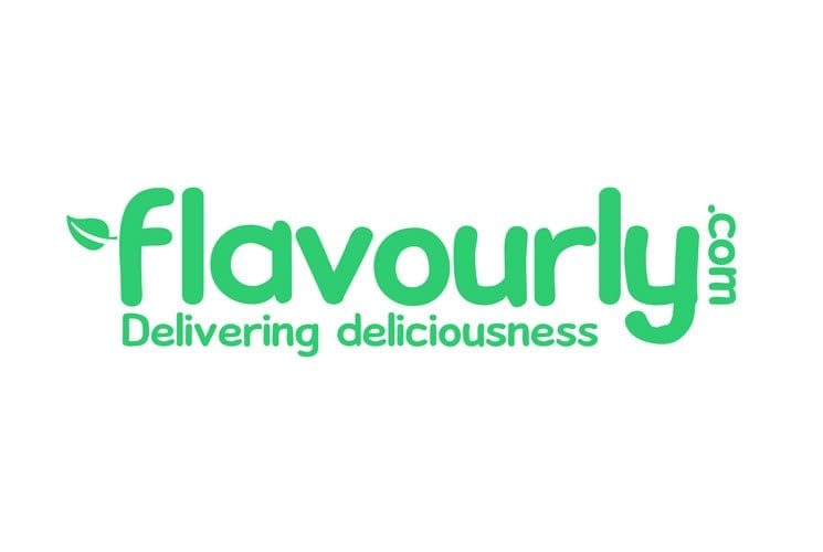 Flavourly Green Logo