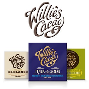 Willie's Cacao Chocolate