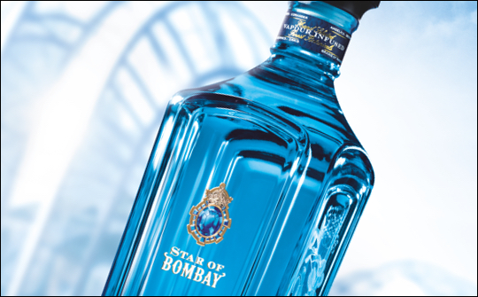 Star of Bombay Gin by None