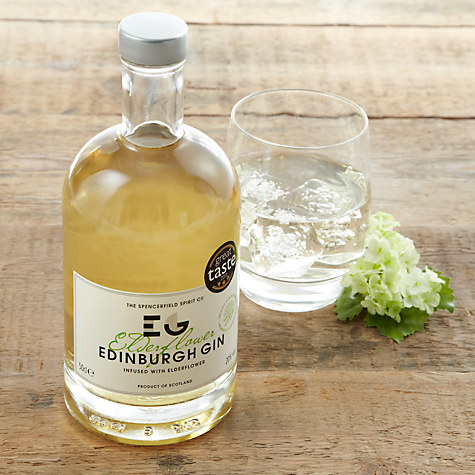 Edinburgh Gin Elderflower Liqueur by None