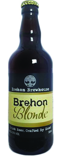 Brehon Blonde by Brehon Brewhouse