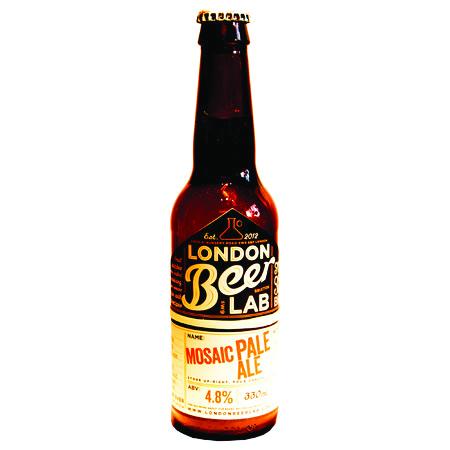 Mosaic Pale Ale by London Beer Lab