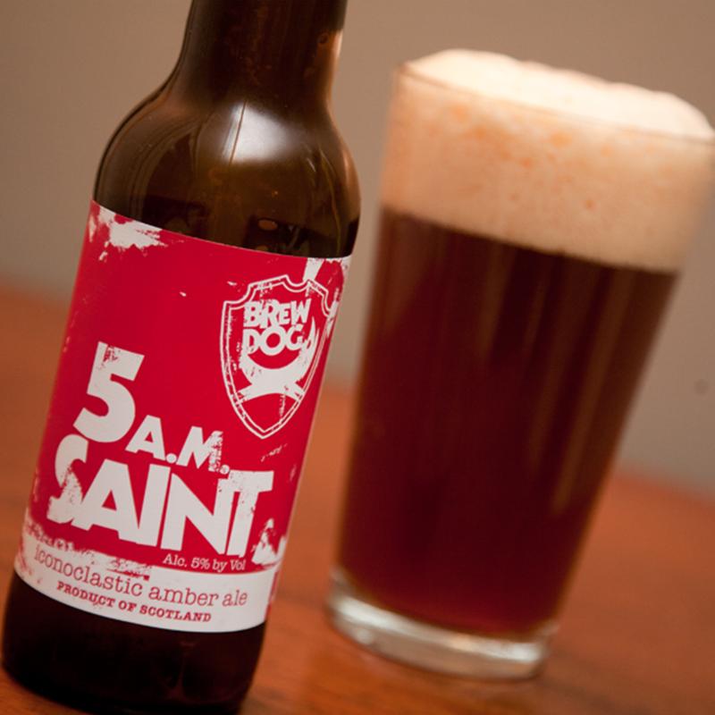 5AM Saint by Brewdog