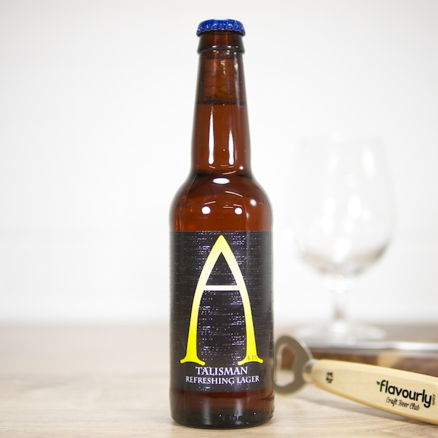 Talisman Lager by Alechemy Brewing