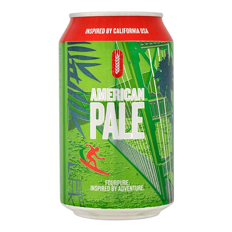 Fourpure American Pale Ale by Fourpure