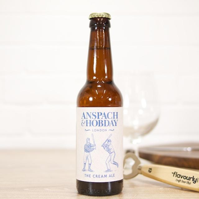 Cream Ale by Anspach & Hobday