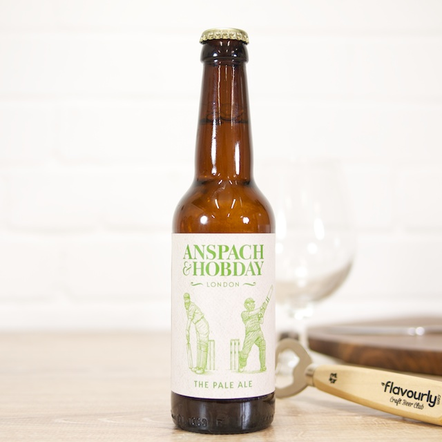 The Pale Ale by Anspach & Hobday