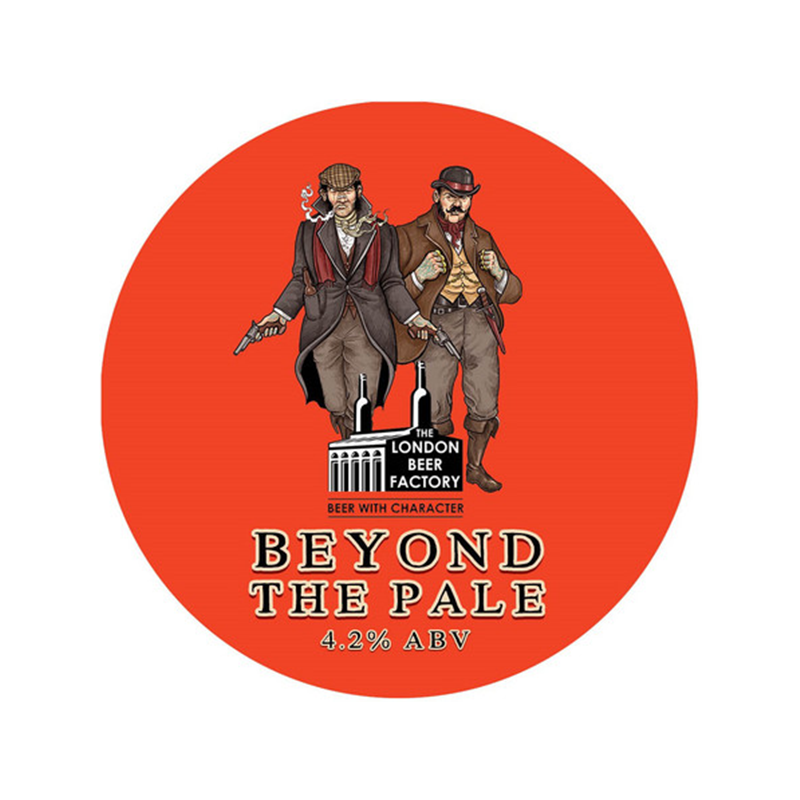 Beyond the Pale by The London Beer Factory