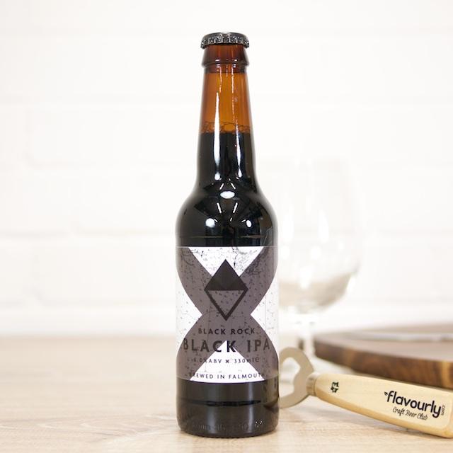 Black IPA by Black Rock Brewing