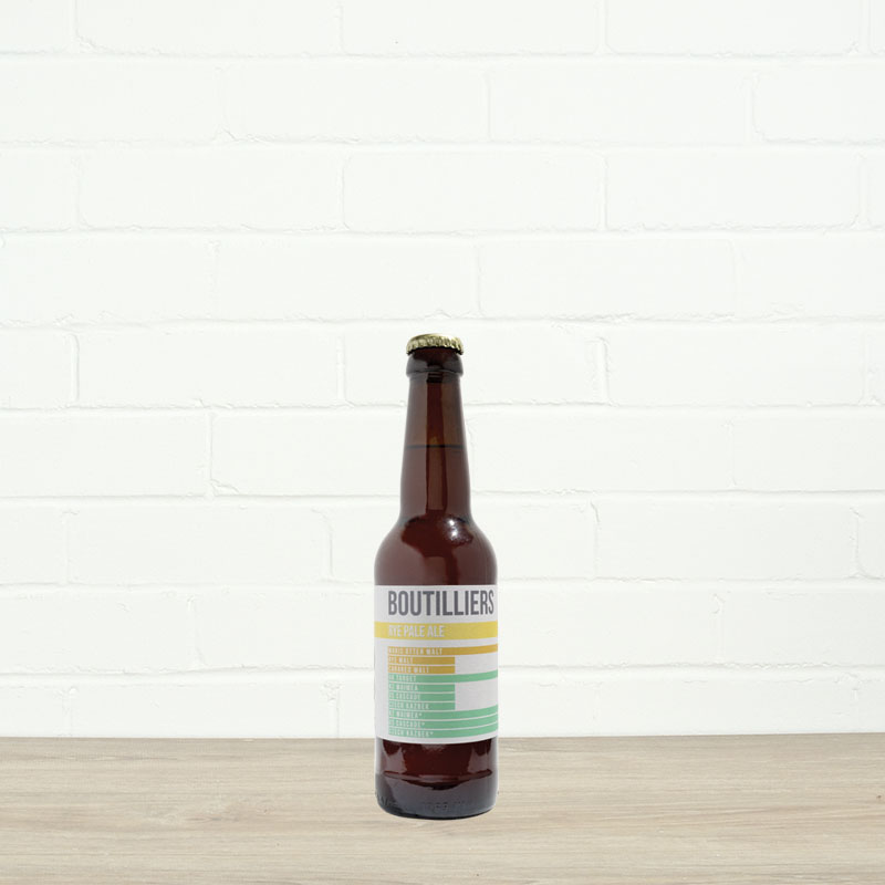 Rye Pale Ale by Boutilliers