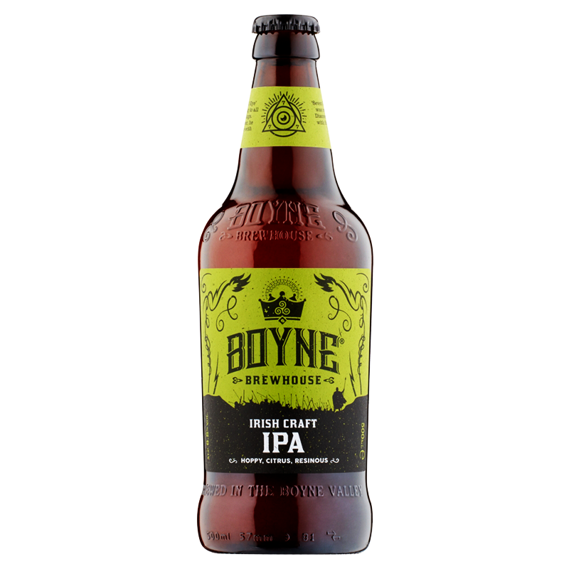 Irish Craft IPA by Boyne Brewhouse
