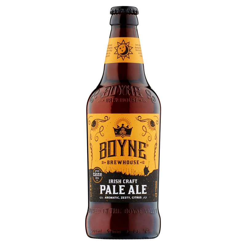 Irish Craft Pale Ale by Boyne Brewhouse