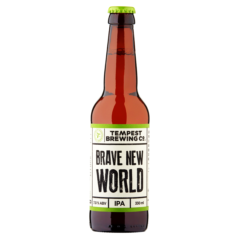 Brave New World IPA by Tempest Brewery