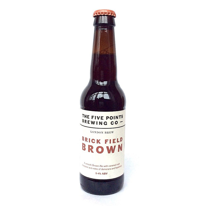 Brick Field Brown by Five Points