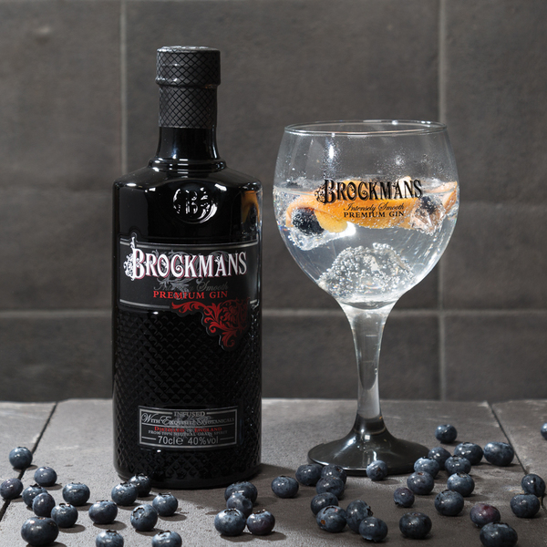 Brockman's Intensely Smooth Gin by None