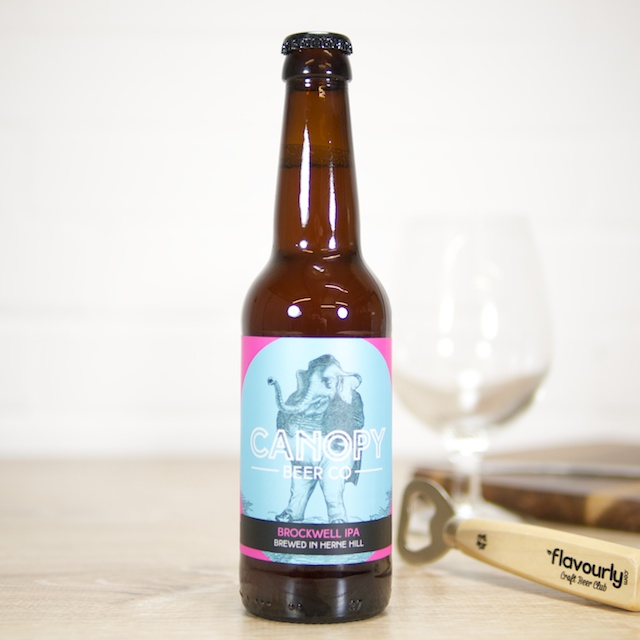 Brockwell IPA by Canopy Beer Co