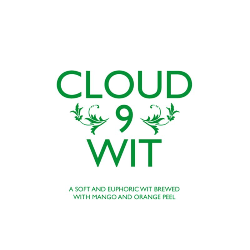 Cloud 9 Wit by To Øl