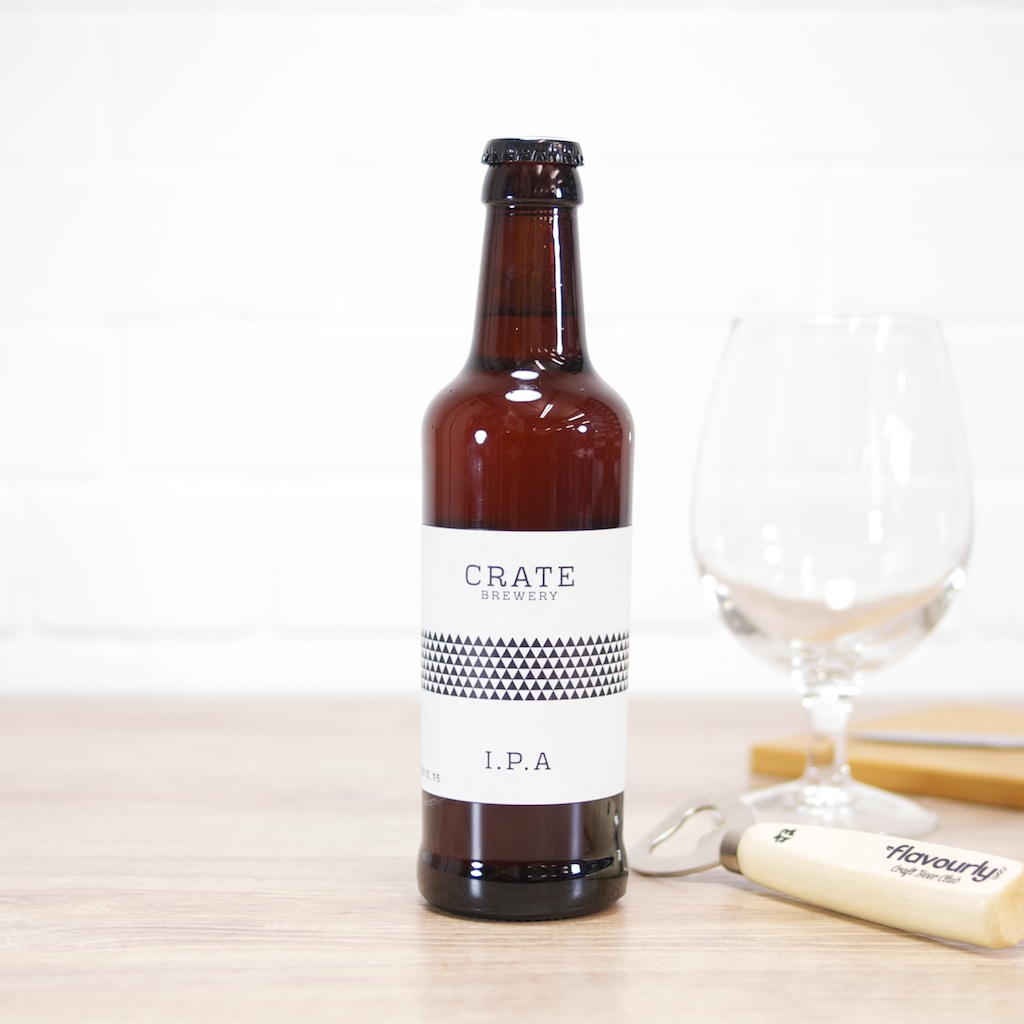 Crate IPA by Crate Brewery