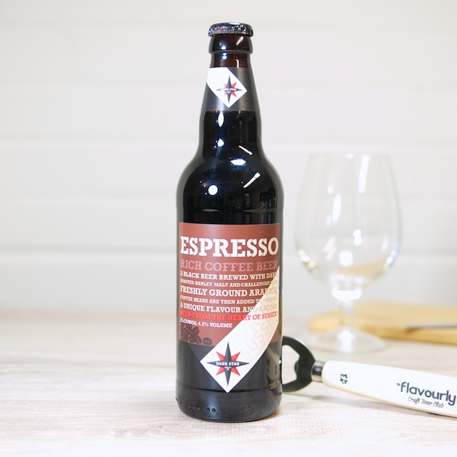 Dark Star Espresso by Dark Star Brewing