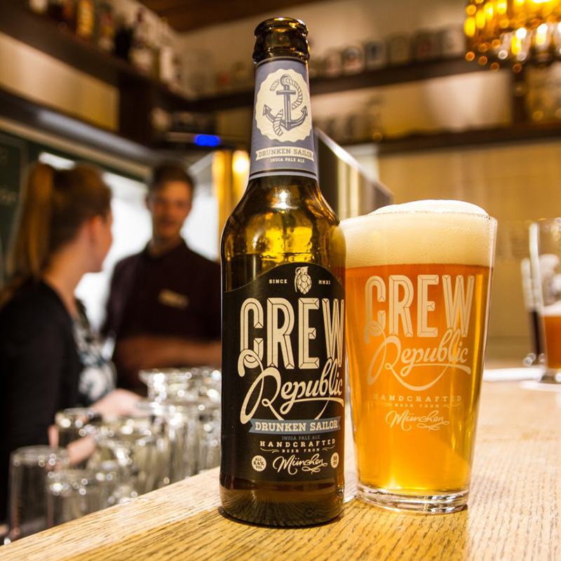 Drunken Sailor by Crew Republic