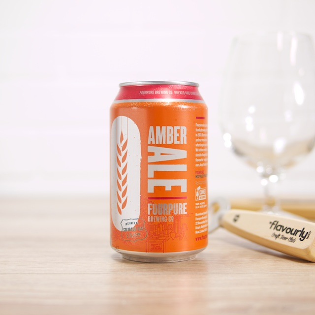 Amber Ale by Fourpure