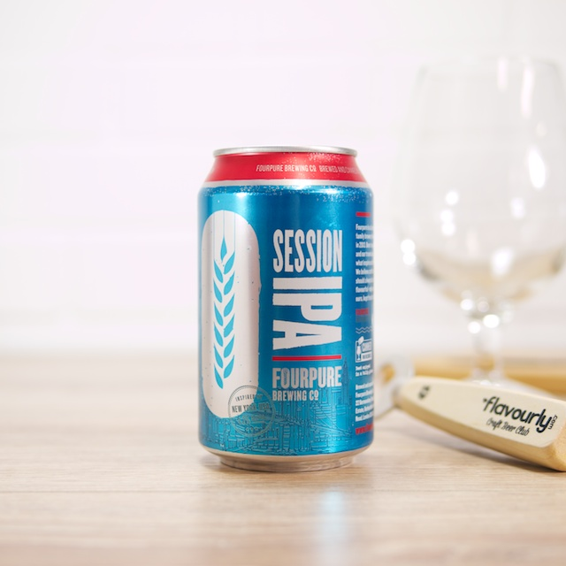 Session IPA by Fourpure