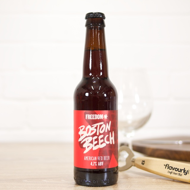 Boston Beech by Freedom Brewery