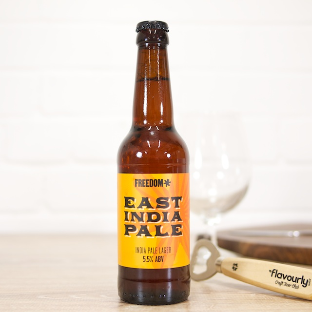 East India Pale by Freedom Brewery