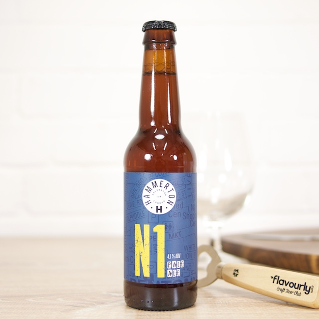 N1 by Hammerton Brewery