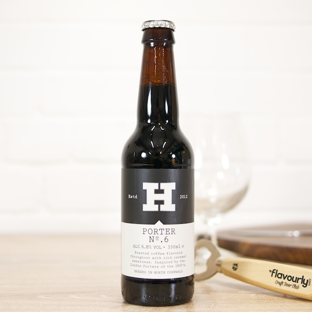 Porter Nº6 by Harbour Brewing