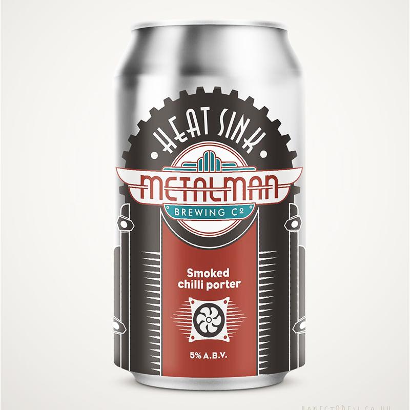 Heatsink by Metalman Brewing Co