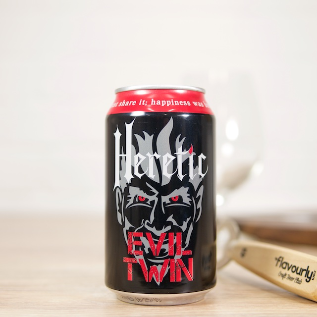 Evil Twin IPA by Heretic Brewing Company