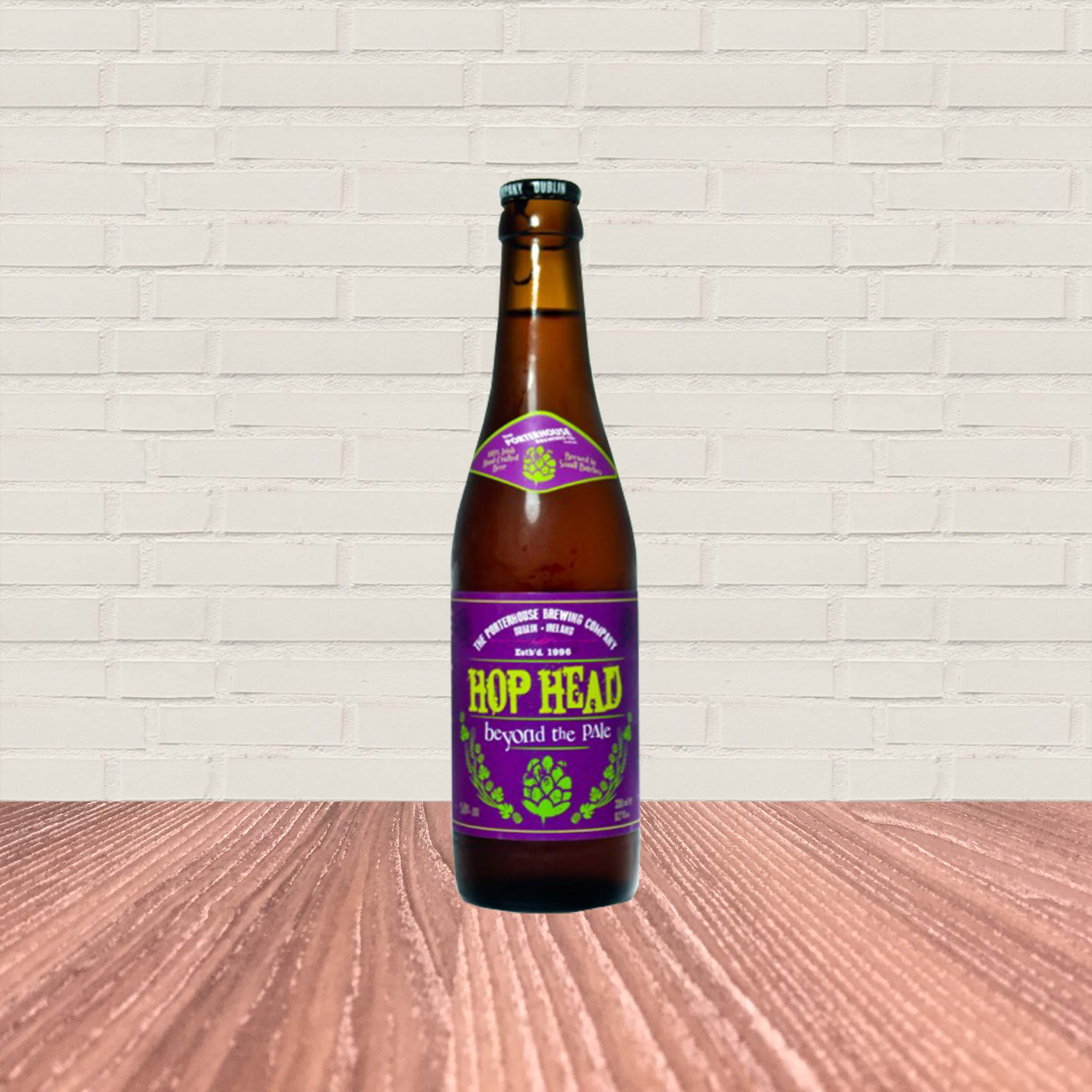 Hop Head Pale Ale by Porterhouse