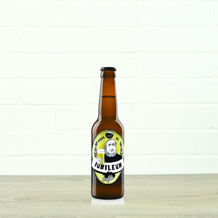 Jubileum by Kinn Brewery