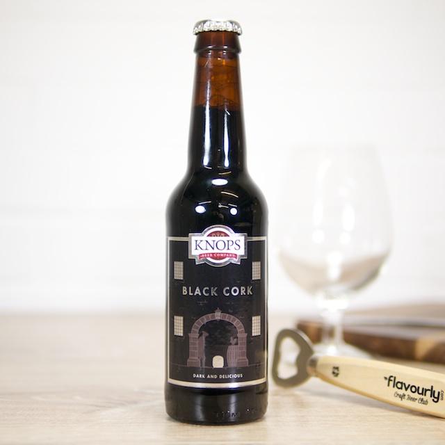 Black Cork by Knops Beer Company
