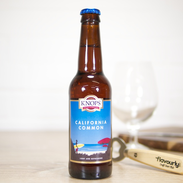 California Common by Knops Beer Company