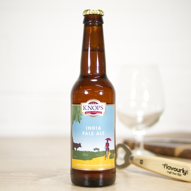 India Pale Ale by Knops Beer Company