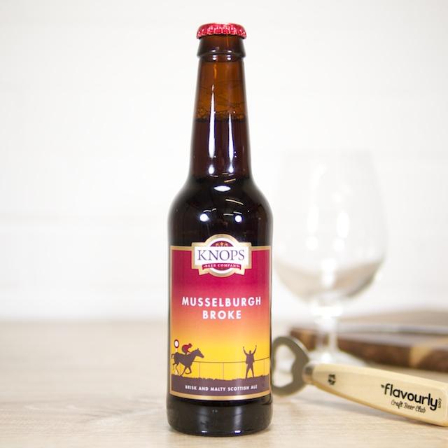 Musselburgh Broke by Knops Beer Company