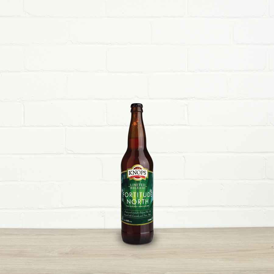 Fortitude North by Knops Beer Company
