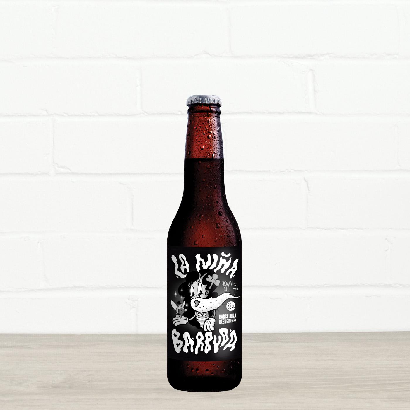 Li Niña Barbuda by Barcelona Beer Company