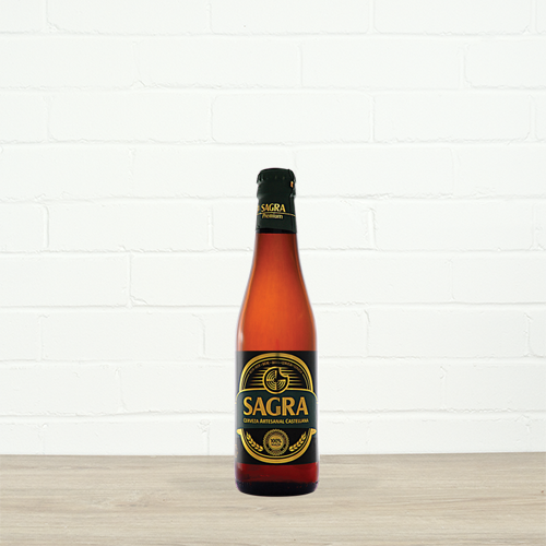 Premium Blonde Ale by La Sagra