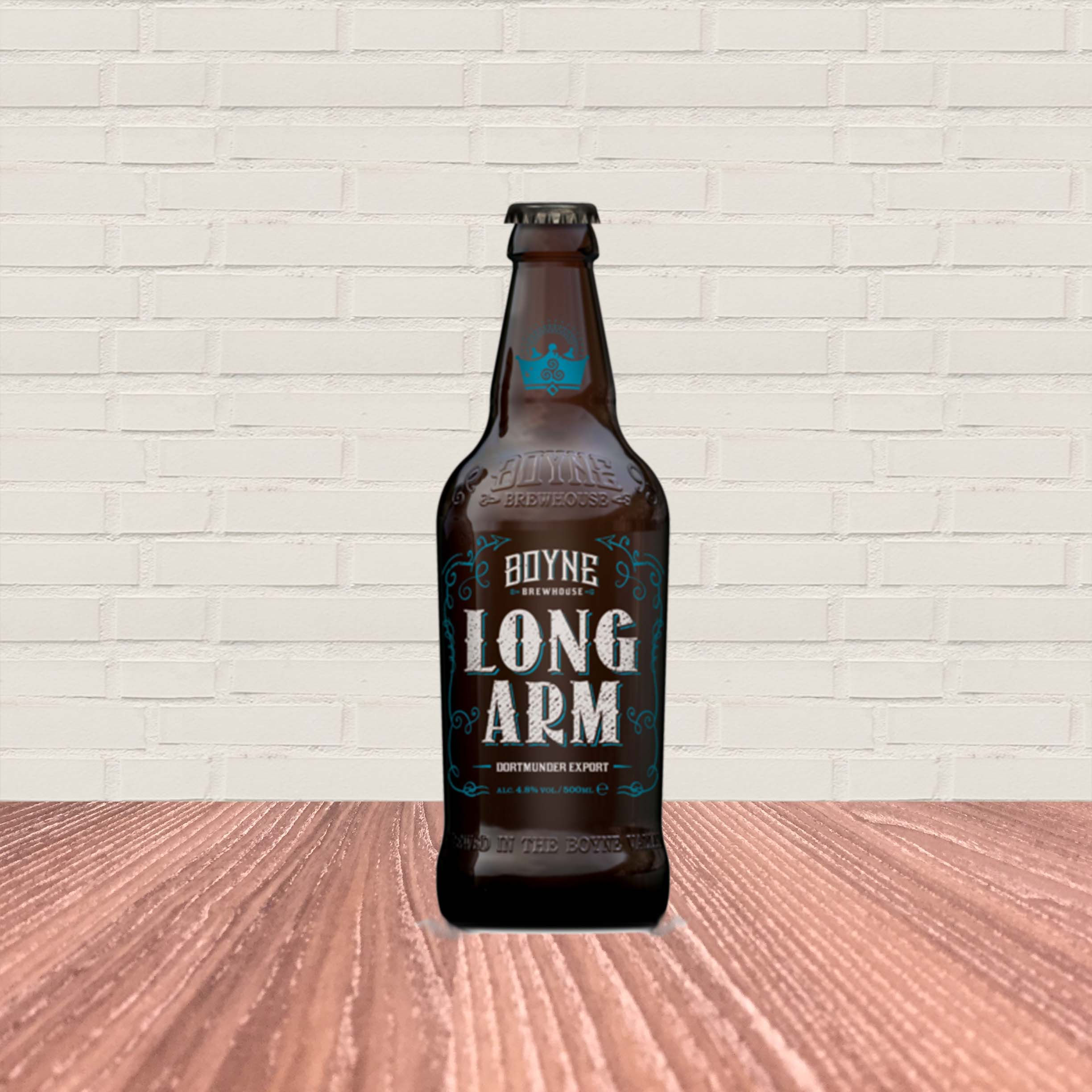 Long Arm by Boyne Brewhouse