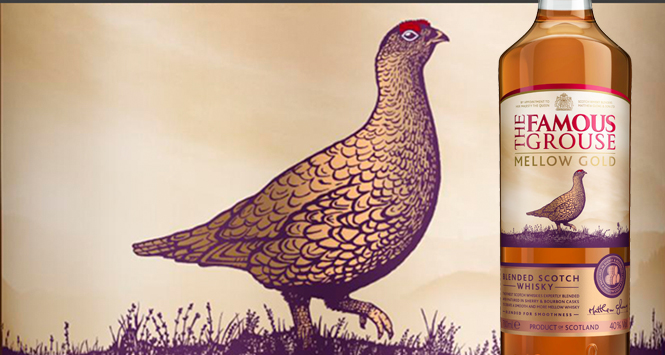 The Famous Grouse Gold by None