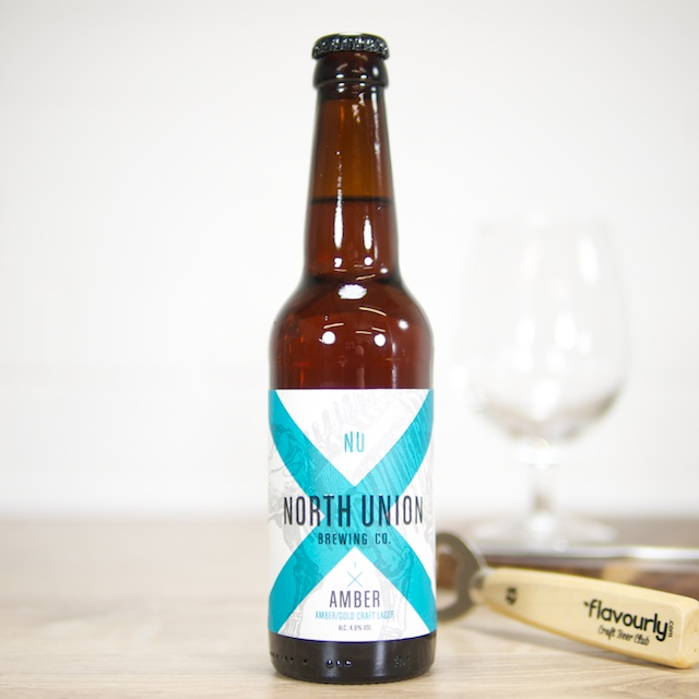 Amber by North Union Brewing
