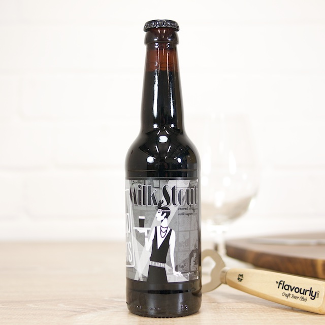 Pin-Up Milk Stout by Pin-Up Brewing Co