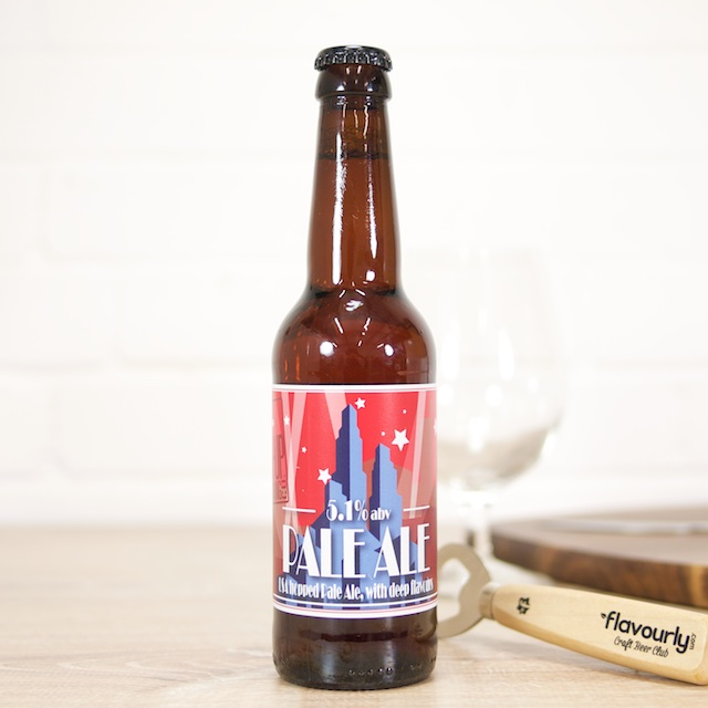 Pin-Up Pale Ale by Pin-Up Brewing Co