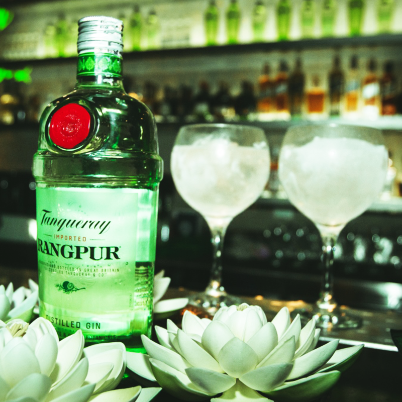 Tanqueray Rangpur Gin by None