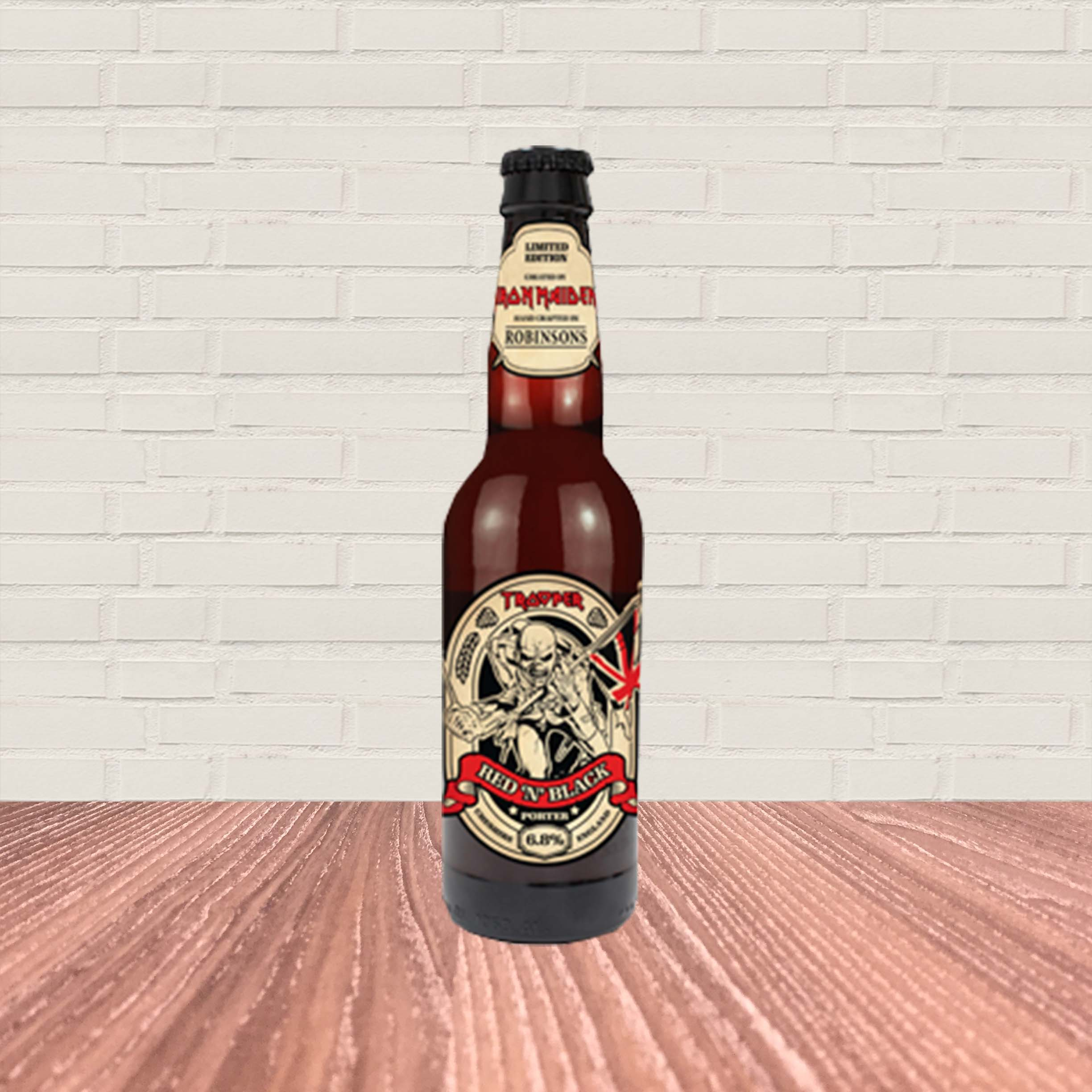 Red 'N' Black by Robinsons Brewery